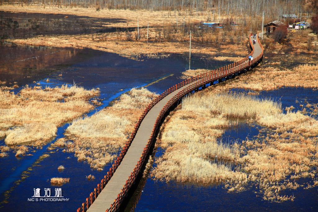 泸沽湖走婚桥:看见美景,收获爱情